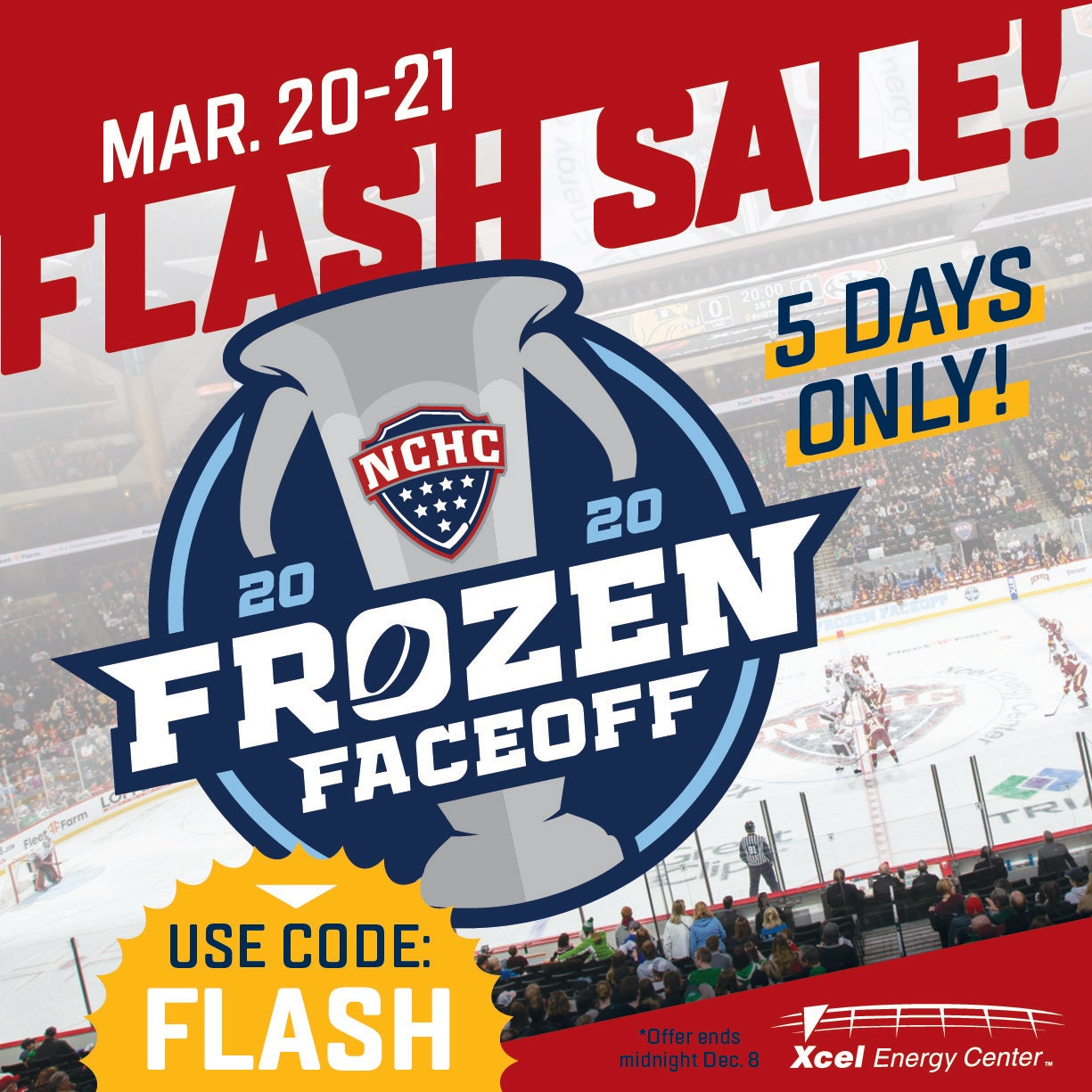 More Info for NCHC Frozen Faceoff