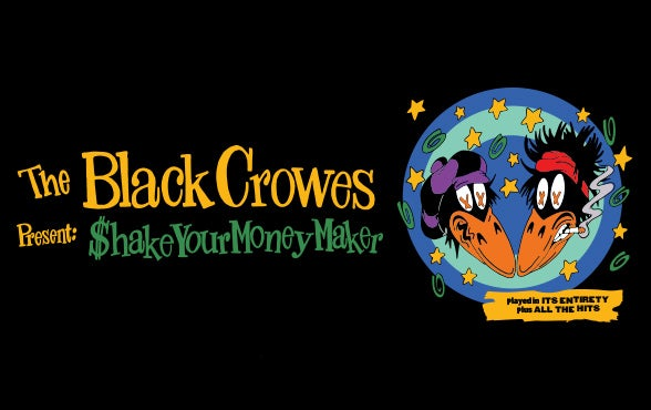 More Info for Postponed - The Black Crowes - New Date TBD