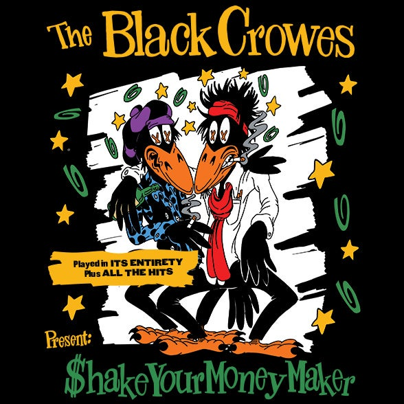 More Info for The Black Crowes