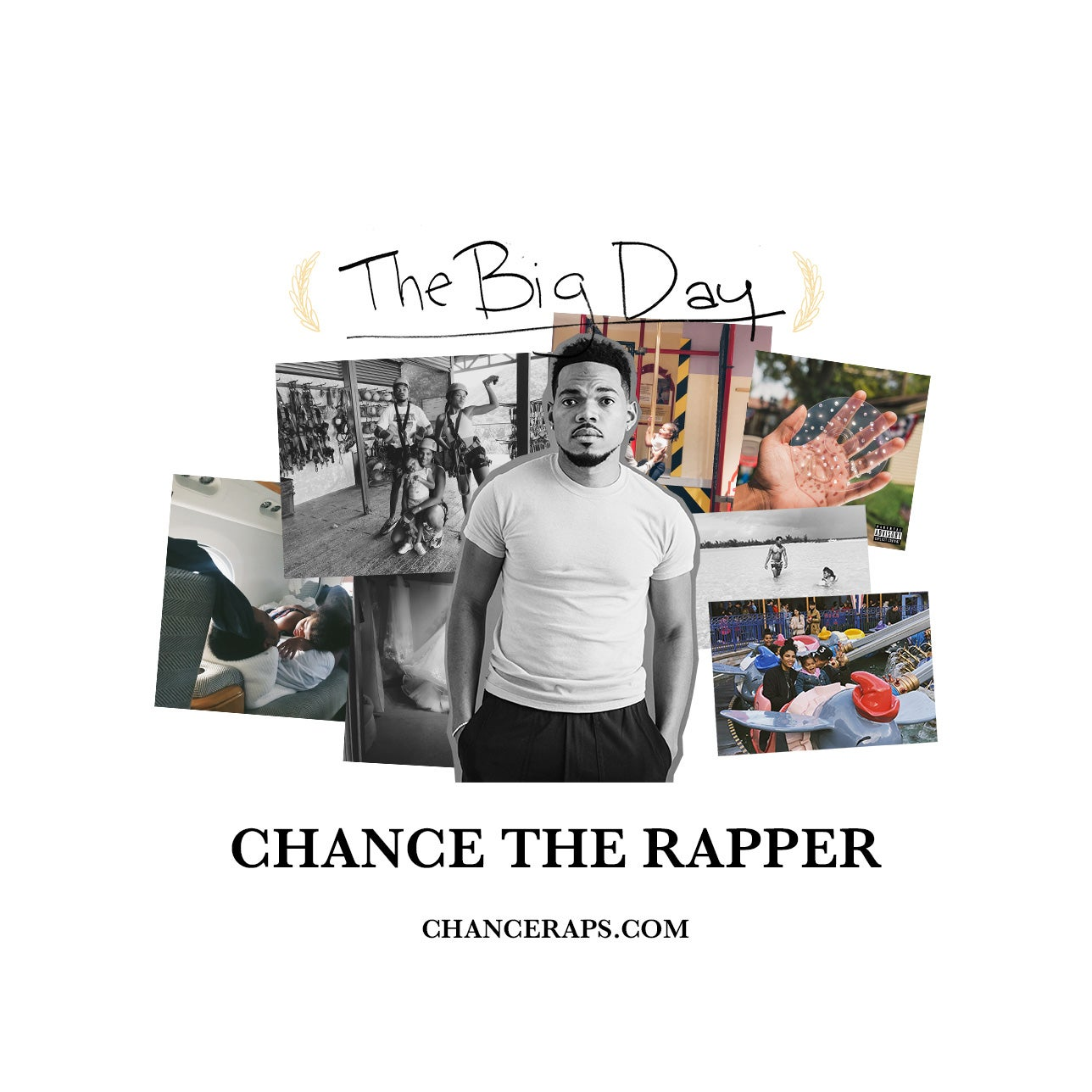 UPDATE - Chance the Rapper