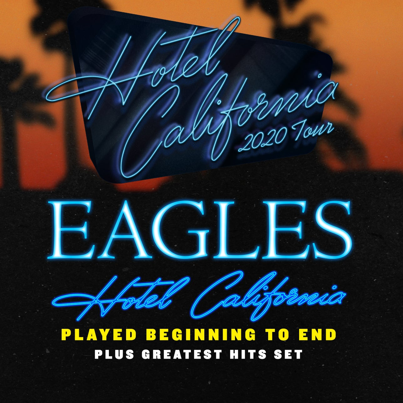 Rescheduled - Eagles