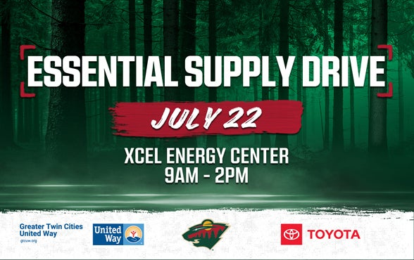 More Info for Essential Supply Drive