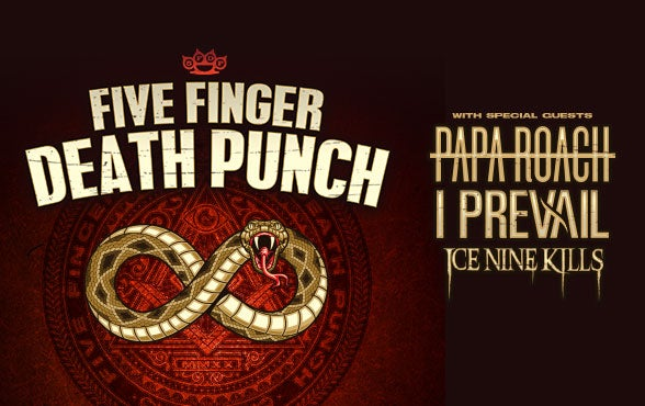 More Info for Five Finger Death Punch
