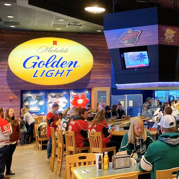 Michelob Golden Light Taphouse