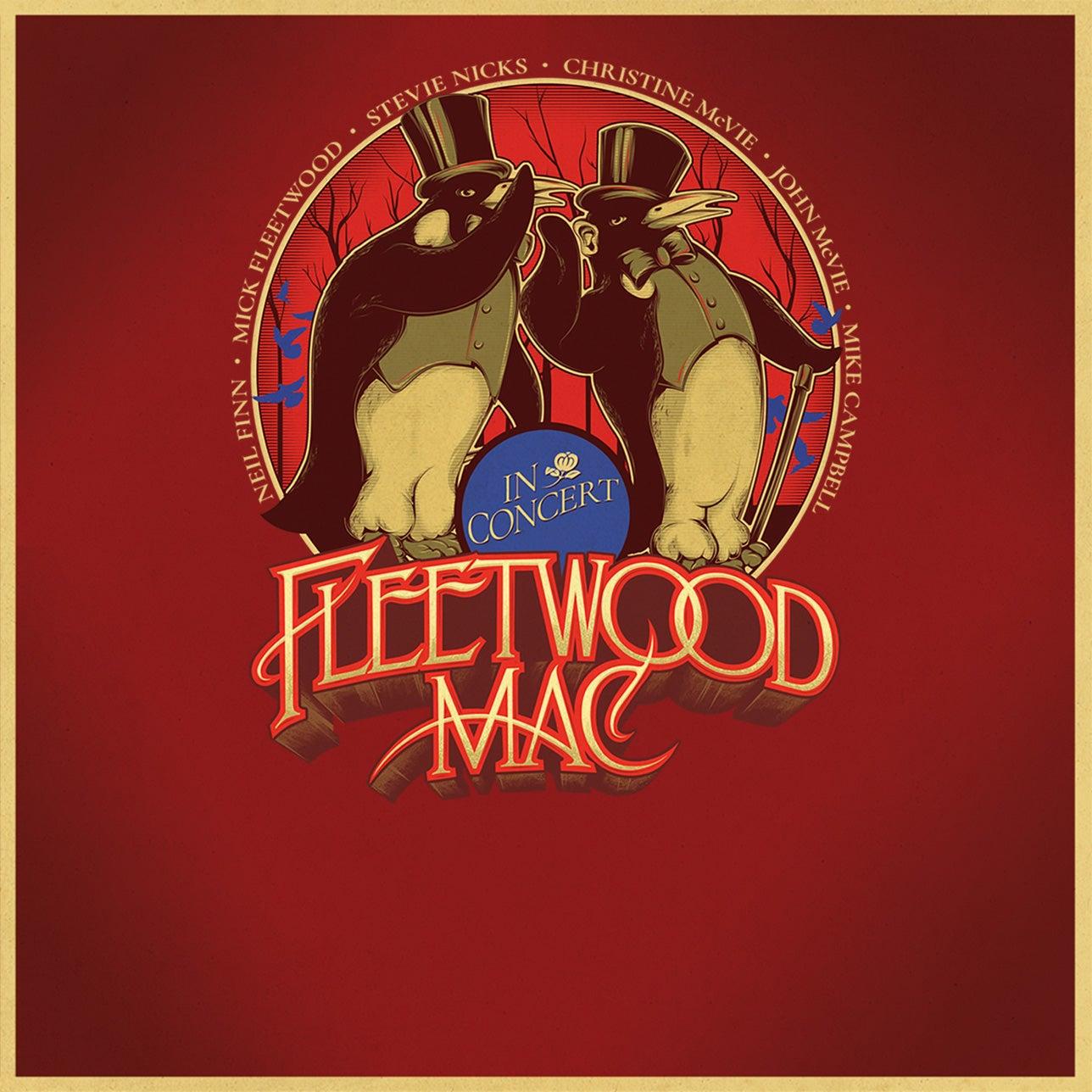 Fleetwood Mac Xcel Energy Center