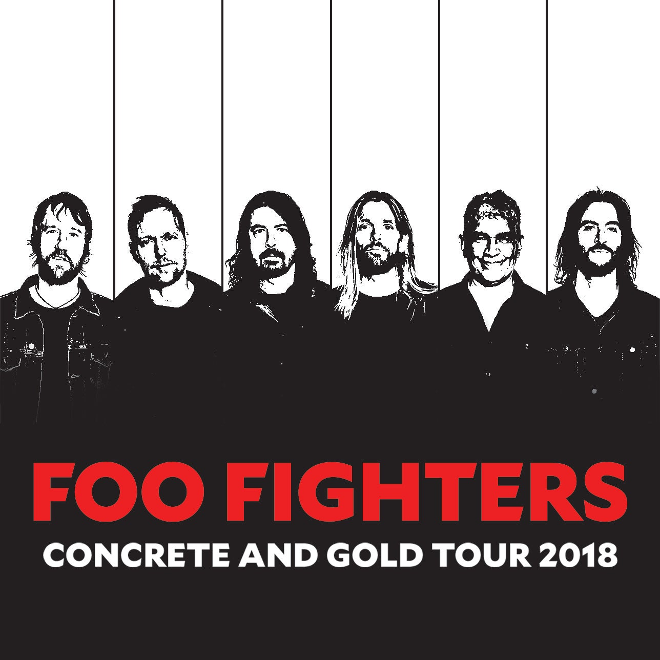 Foo Fighter Tour Ticket Prices