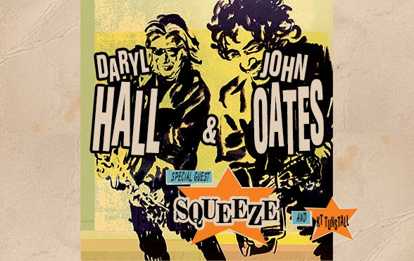 More Info for Postponed - Daryl Hall & John Oates - New Date TBD