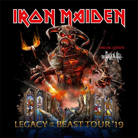 More Info for Iron Maiden