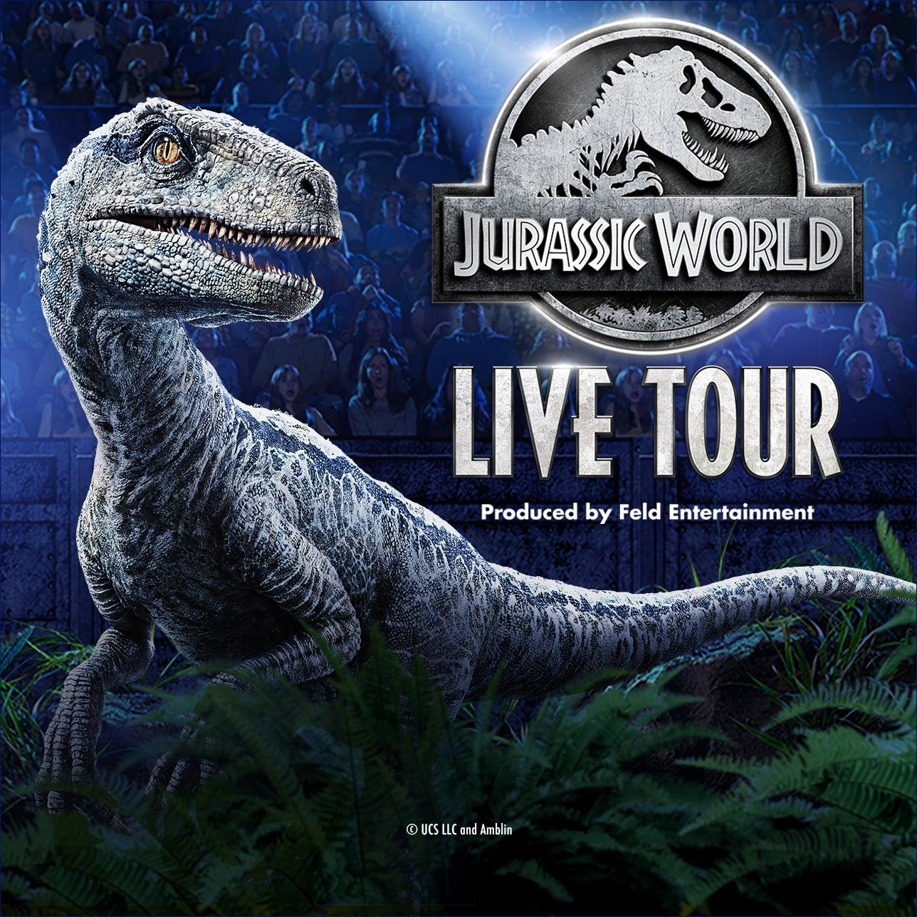 Canceled - Jurassic World Live Tour