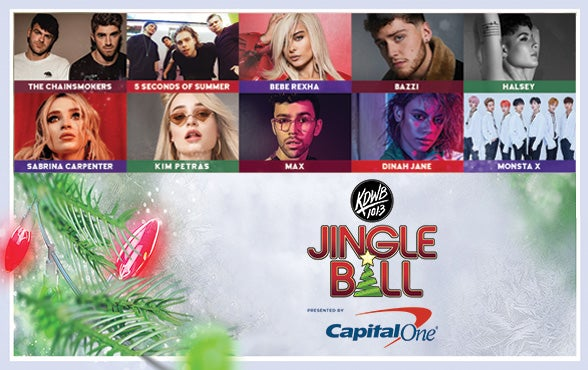 More Info for 101.3 KDWB's Jingle Ball