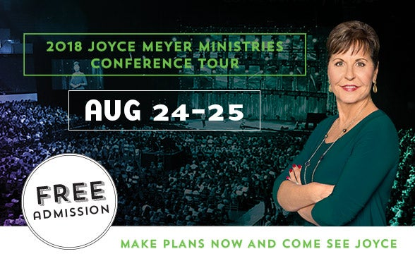 More Info for Joyce Meyer Ministries