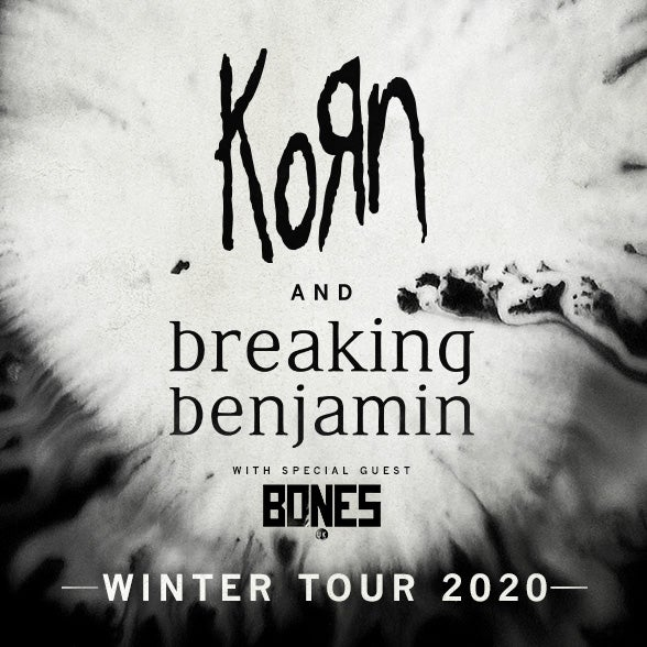 More Info for Korn and Breaking Benjamin