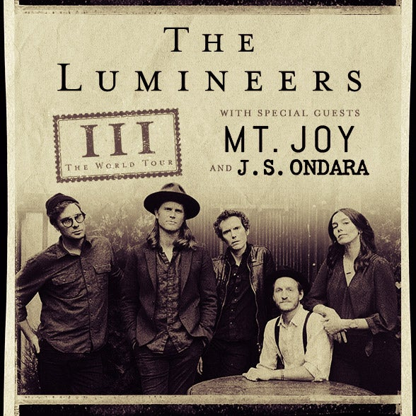 More Info for Postponed – The Lumineers – New Date TBD