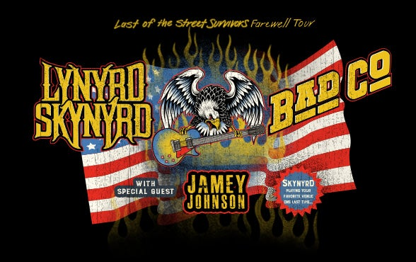 More Info for Lynyrd Skynyrd and Bad Company