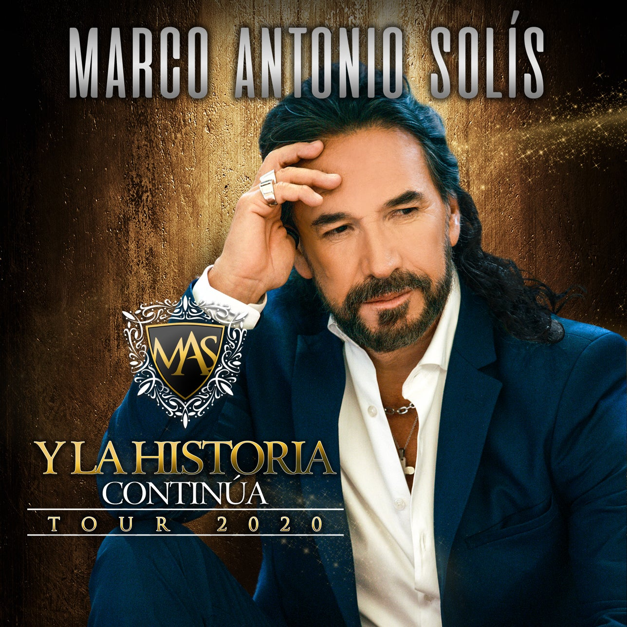 Rescheduled - Marco Antonio Solís
