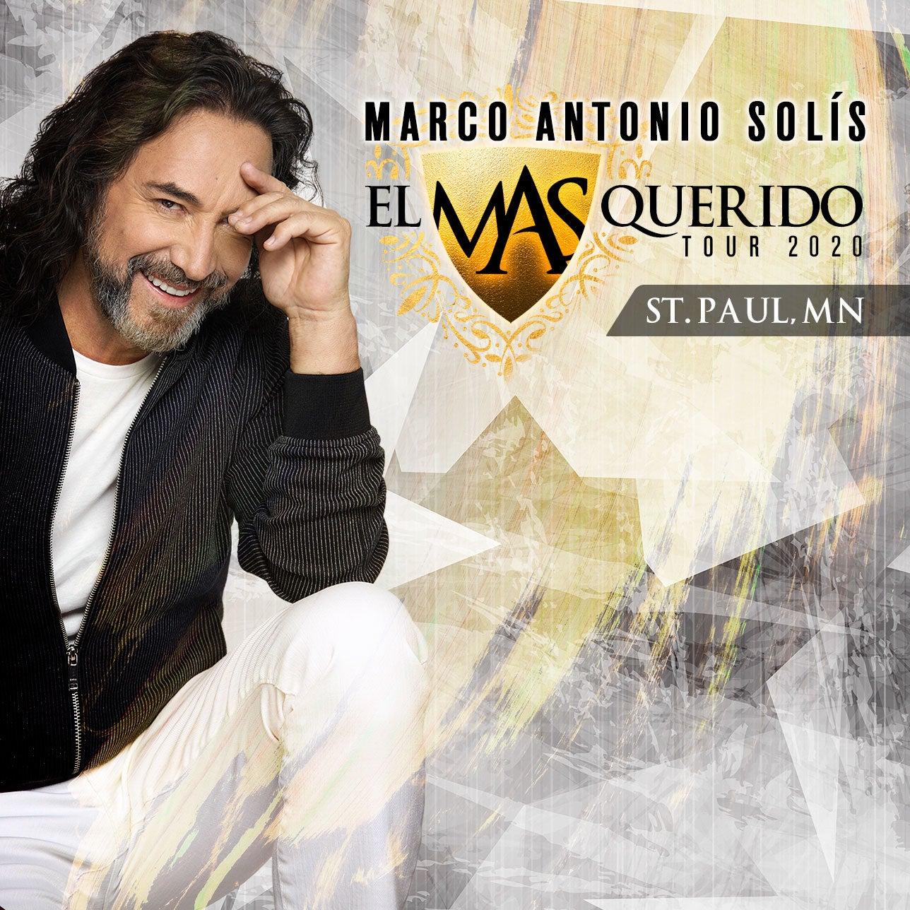 Canceled - Marco Antonio Solís