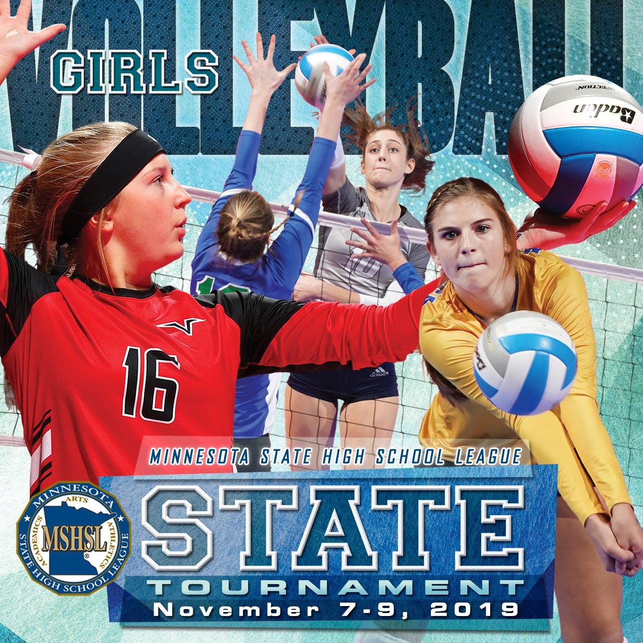 MSHSL Girls State Volleyball Tournament