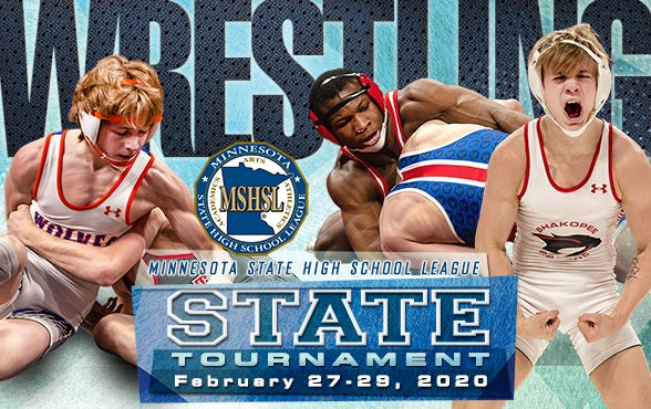 More Info for MSHSL State Wrestling Tournament