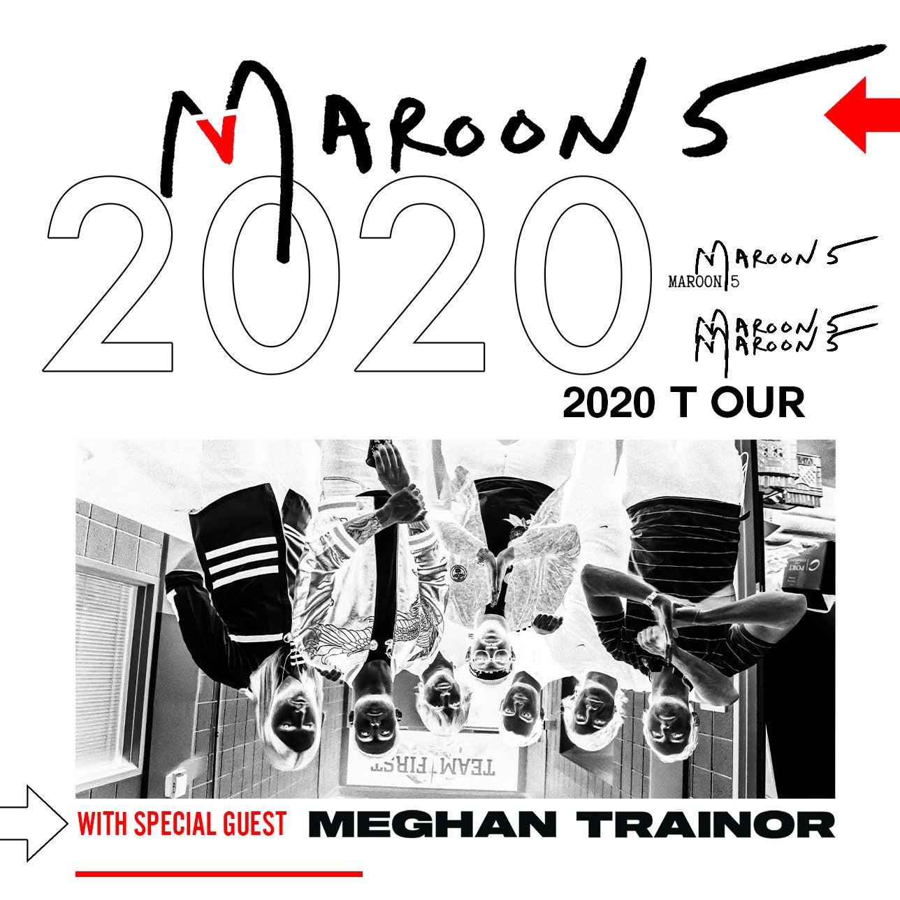 Maroon 5 - Rescheduled to Aug. 7, 2021