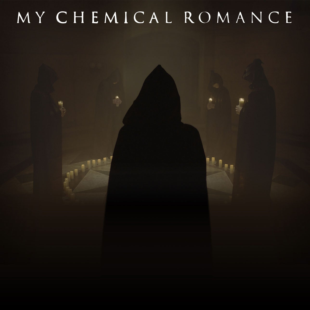 Rescheduled - My Chemical Romance