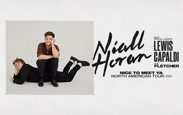 More Info for Canceled - Niall Horan