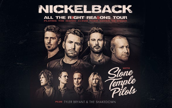 More Info for Canceled - Nickelback