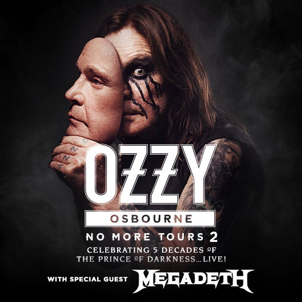 More Info for Rescheduled - Ozzy Osbourne