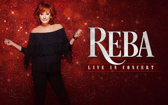 More Info for Rescheduled - Reba McEntire