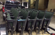 Xcel Energy Center Diverts Over 200 Tons of Material From Landfill in Seat Replacement Project