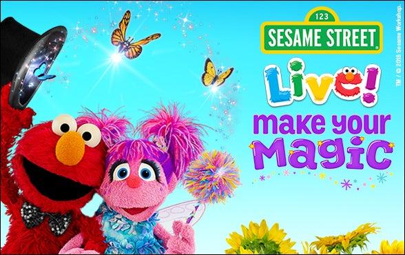 More Info for Sesame Street Live! Make Your Magic