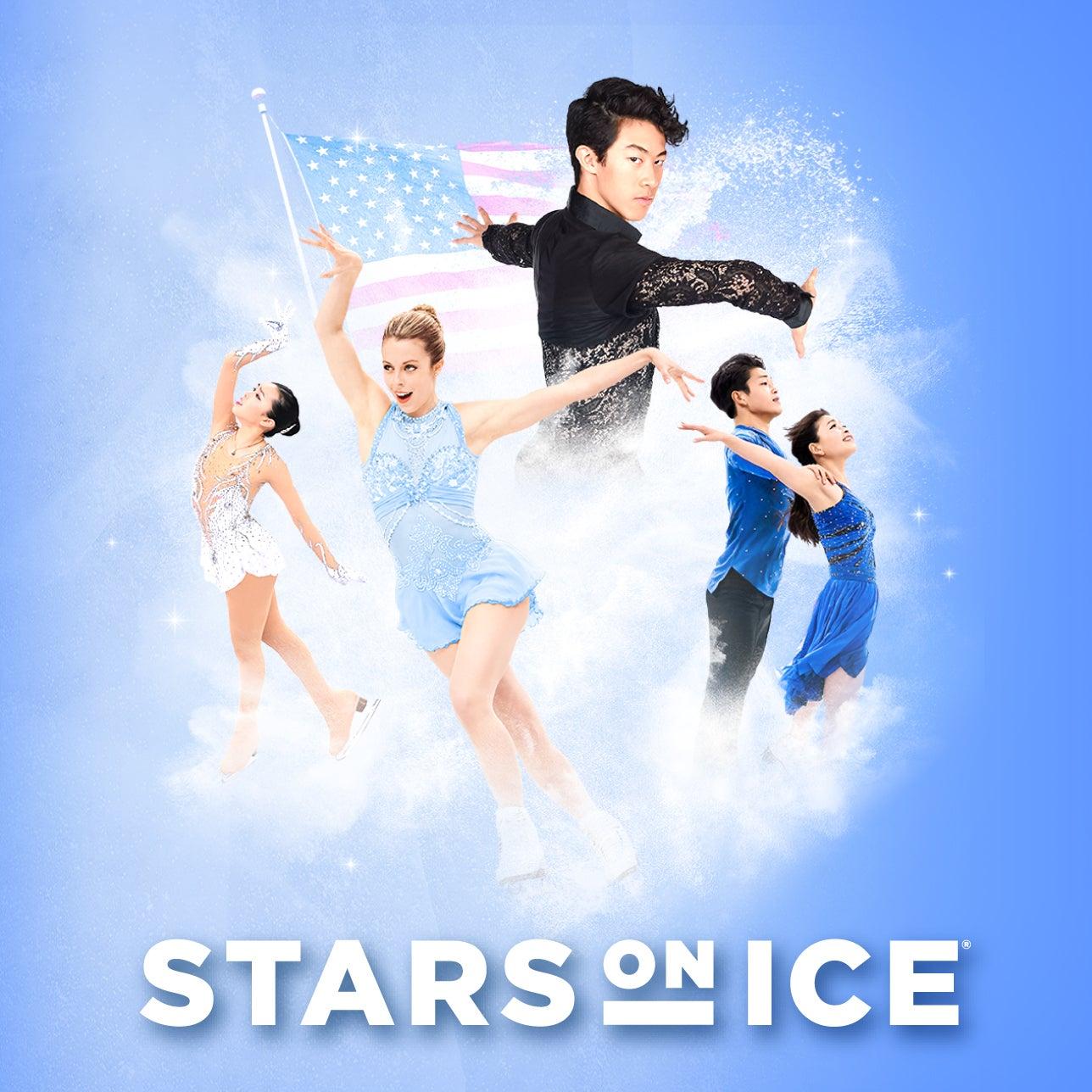 Stars On Ice Xcel Energy Center