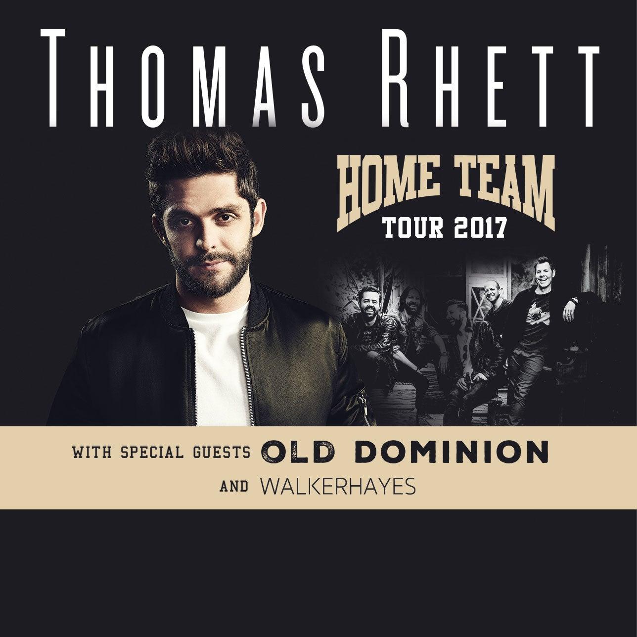 Rescheduled - Thomas Rhett