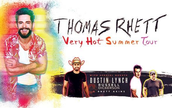 More Info for Thomas Rhett