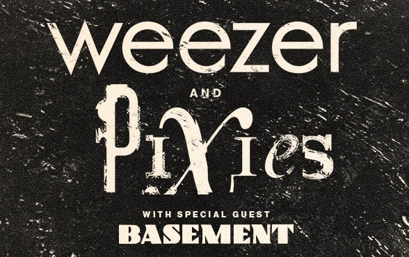 More Info for Weezer and Pixies