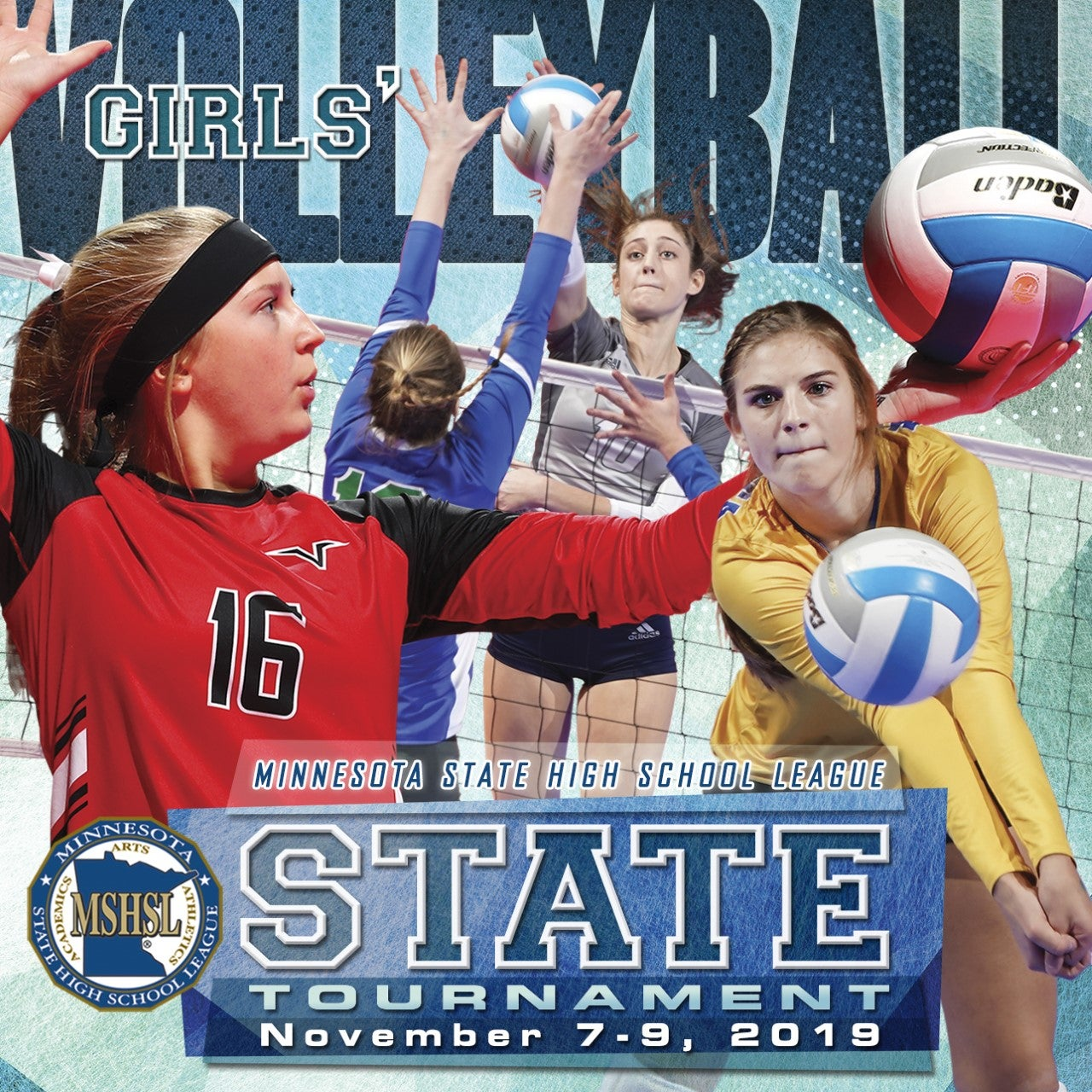 MSHSL Girls' State Volleyball Tournament
